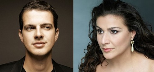 Philippe Jaroussky and Cecilia Bartoli